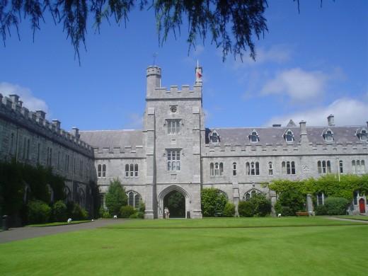 University College Cork buildings