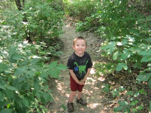 Elijah(Grandson)
