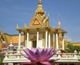 Little Altar, Silver Pagoda Compound, Phnom Phen