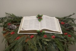 The story of Christmas can be found in Luke 2 of the Holy Bible.  I am fond of KJV.