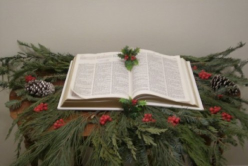 Luke 2.  The Greatest Story Ever Told