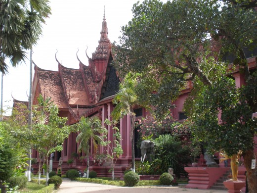 National Museum of Cambodia, Phnom Phen