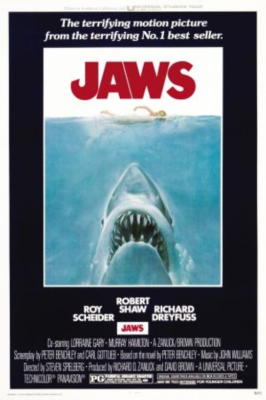 Maybe Jaws is the best movie ever made?