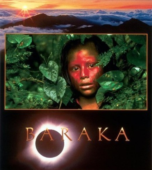 Baraka Directed by Ron Fricke