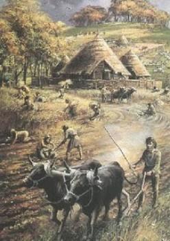 Neolithic village.
