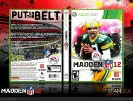 Madden NFL 12 release for Xbox