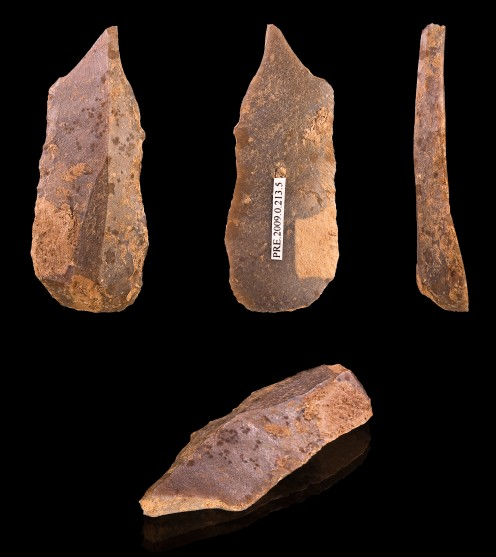 Gravettian tools