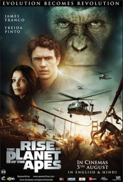 Movie: Rise of the Planet of the Apes