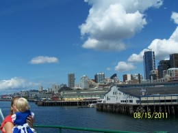 SEATTLE DOCKS