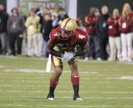 CB Donnie Fletcher (Boston College)