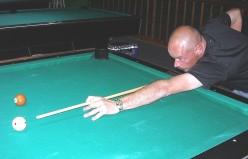 Pool 8-Ball & 9-Ball   The Stance