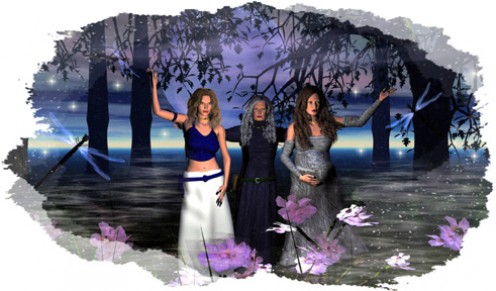 The Triple Goddess
