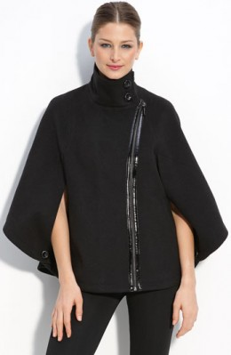 Via Spigas Assymetrical Cape