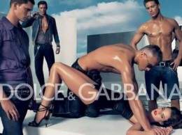 A chilling and violent ad produced by Dolce and Gabana.