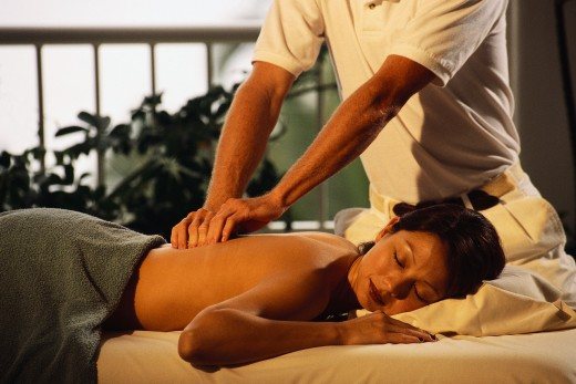 Massage can produce lots of good feelings in the body