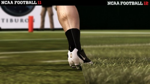 Electronic Arts NCAA Football 12 Graphics