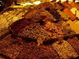 In the Spice Bazaar