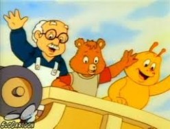 Teddy Ruxpin 80's Cartoon - Facts, Videos, Theme Tune, Toys, DVDs