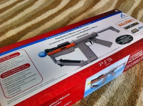 PlayStation Move Sharp Shooter
