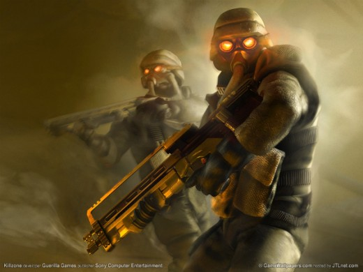 PlayStation Killzone 3 Gameplay