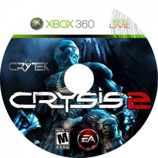Electronic Arts Crysis 2 Xbox Edition