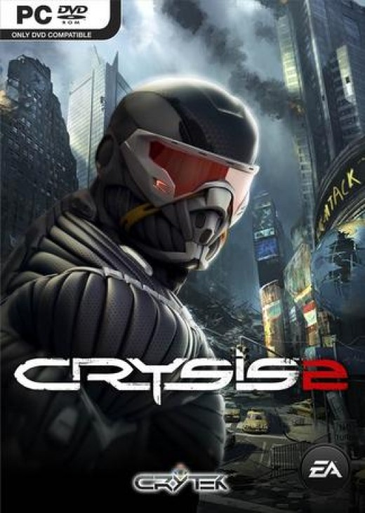 Electronic Arts Crysis 2 PC edition