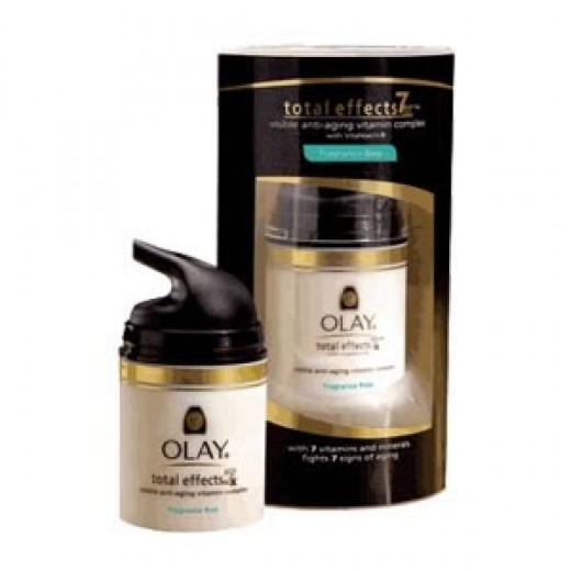 Olay total effects 7-in-1 anti wrinkle cream