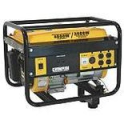 What kind of gas generator do you need for a 1200 square foot house?