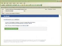 Evil Facebook Spam