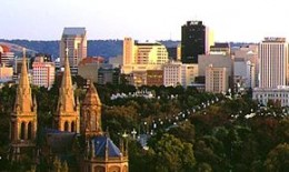 City of Adelaide, So. Australia