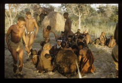 SAN PEOPLE: AN OVERVIEW OF KINSHIP AND CULTURE SYSTEMS