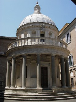 ARCHITECTURE OF BRAMANTE: AN EVALUATION OF IMPORTANCE