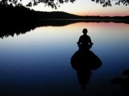 When we think there isn't enough time to meditate, there may come a day when we  realize how very much time we've wasted without it!