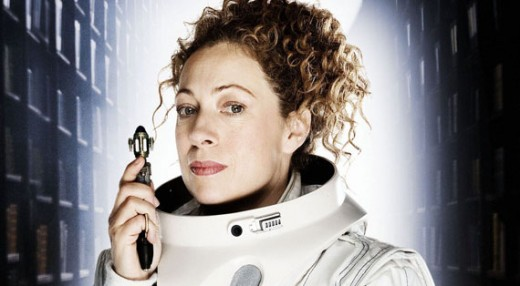 Professor River Song