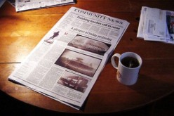 Household Tips: 10 Uses for Recycled Newspapers