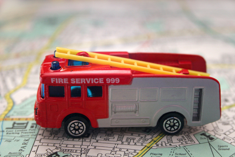 Fire Safety is an important community topic to cover in a library story hour or a preschool classroom setting.