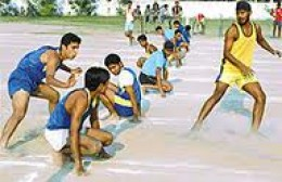 Kho Kho is very popular to all people of all ages.