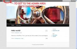WordPress The Basics: Learn To Blog