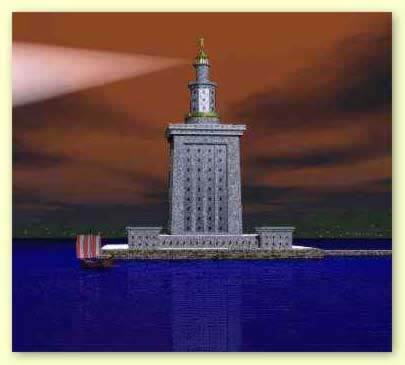 A Depiction of the Lighthouse