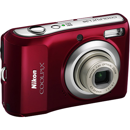 The Nikon Coolpix L20 Review