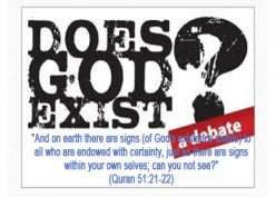 Does God exist? Evidence for existence of God