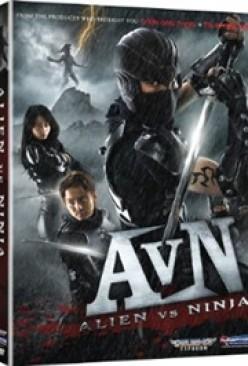 Asian Horror: Alien vs Ninja