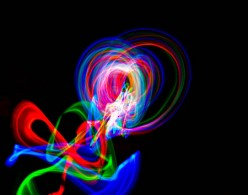 Abstract Photography: Light Painting Guide