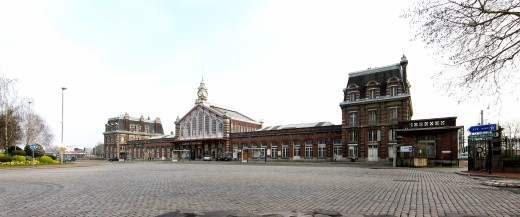 Tourcoing railroad station