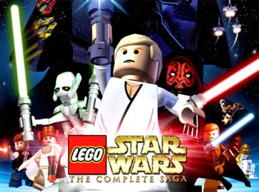 Lego Star Wars The Complete