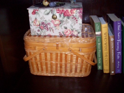 My Basket & Floral Box