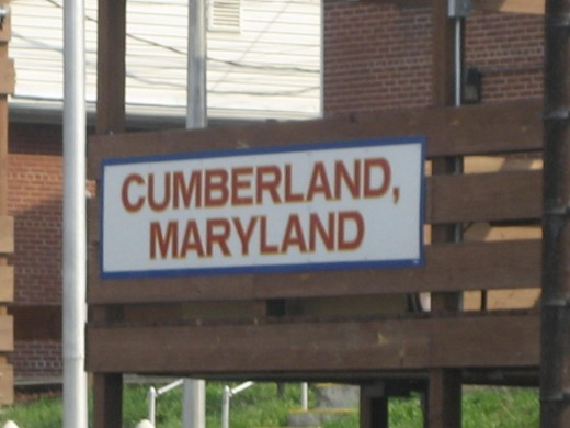 Cumberland, Maryland, Amtrak