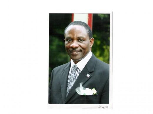 Pastor Muka Muyaya