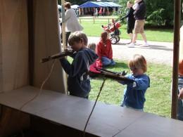 Shooting Crossbow