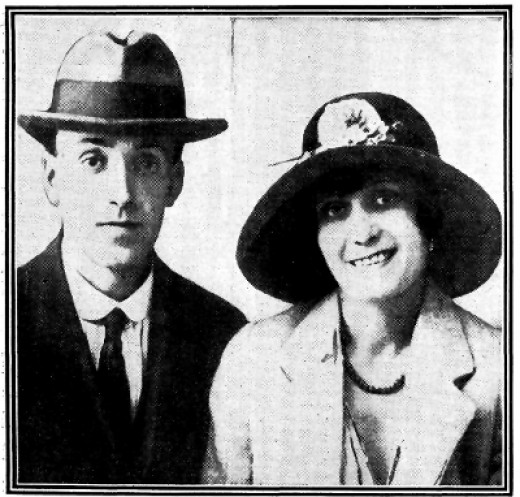 Shotton and Mamie in happier times